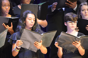 Chorus 1-Arts